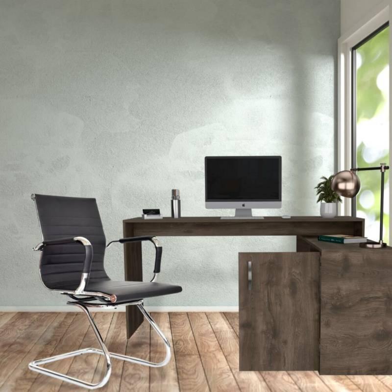 EKONOMODO - silla de oficina lujo interlocutora