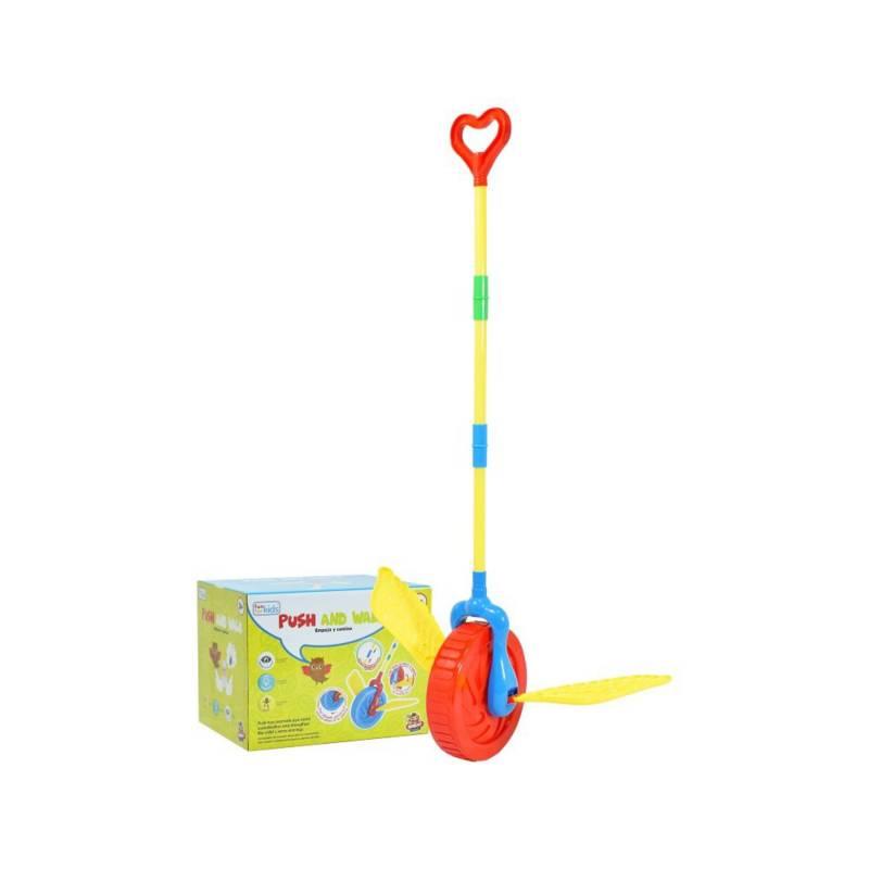 Fun For Kids - Juguetes de bebé Alas para Empujar 3+