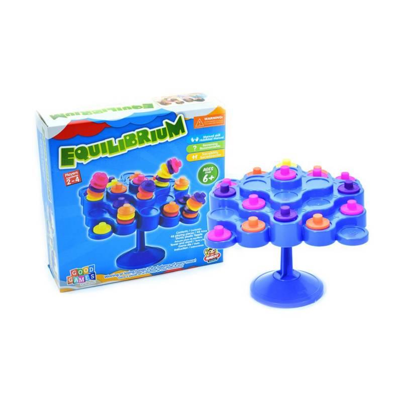 D-Win - Equilibrium, Juego de Mesa para toda la Familia
