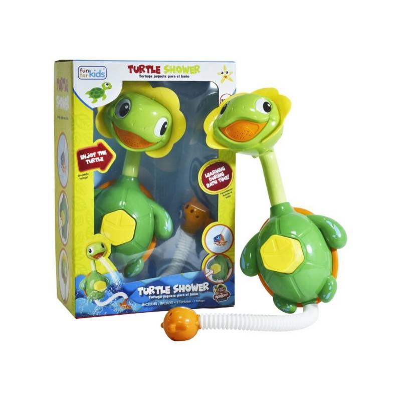 Fun For Kids - Figura Didáctica Tortuga para el baño 2+