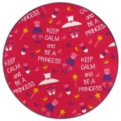 Cuperz - Tapete Infantil Princesas Redondo