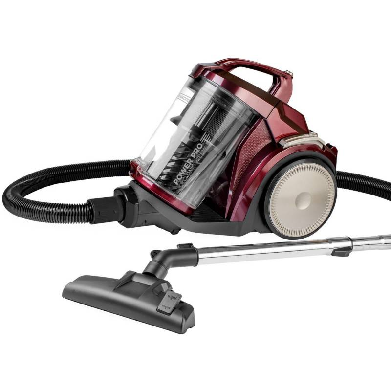 Black&Decker - Aspiradora black+decker Power Pro Cyclonic, vino