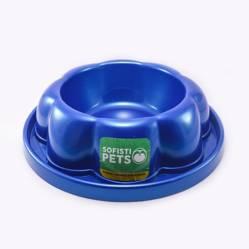 Comedero anti hormigas azul - sofistipets