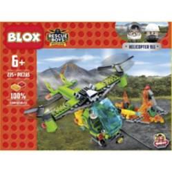OTROS LICENCIADOS - Blox bloques armables diseño avión 6+