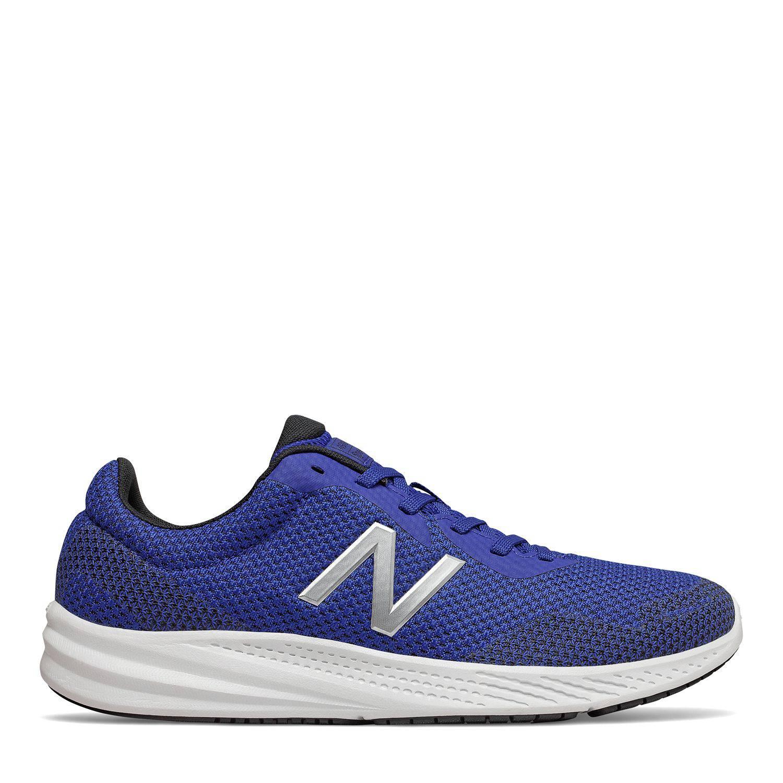 new balance azul cuadros hombre