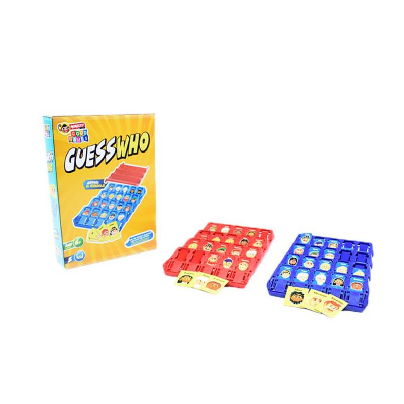 Good games - Adivina el personaje, viajero para toda la familia