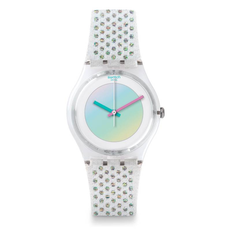 Swatch - Reloj Mujer Swatch White Rave