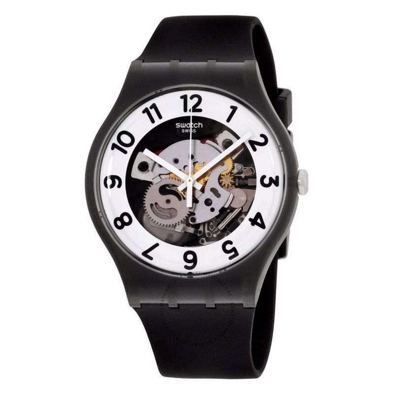 Swatch - Reloj Unisex Swatch Skeletor SUOB134