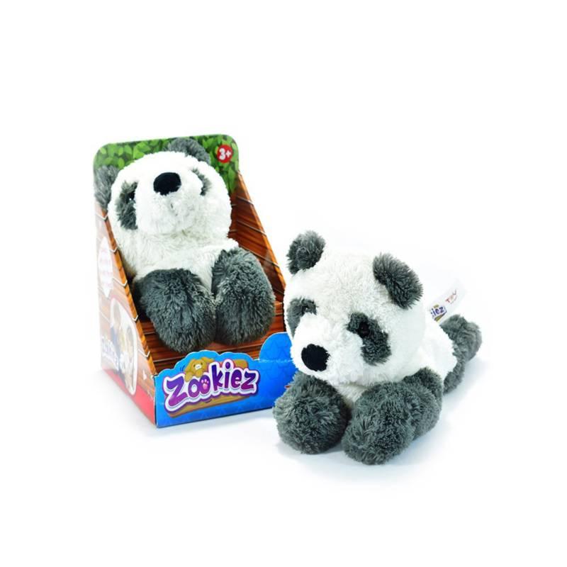 OTROS LICENCIADOS - Peluche que se sujeta panda zookie 21 cm unisex 5+