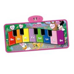 MONKEYBRANDS - Tapete piano con luces musical minnie 12m+