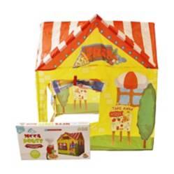 Play House - Carpa diseño pizzería - para mayores de 3+