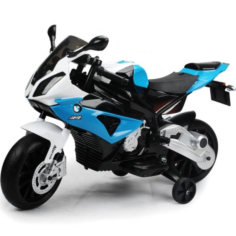 Road Master - Moto montable s100rr 2 motores llave mp4