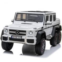 Montable Mercedes Benz 4 motores mp4 control remoto