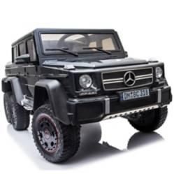 Road Master - Montable Mercedes Benz 4 motores mp4 control remoto