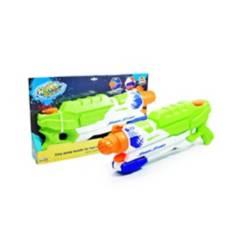 Water Booster - Pistola lanza agua grande con manija de bomba 6+