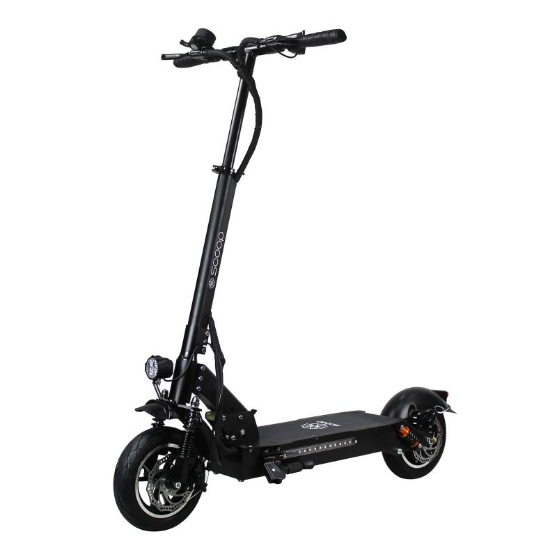 Scoop - Scooter Scoop Max Black 40Km/H