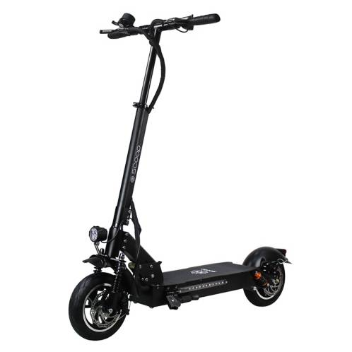 Scoop - Scooter Eléctrico Max Plus Black