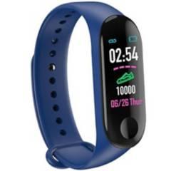 Danki - Reloj pulsera monitor control salud m3 azul
