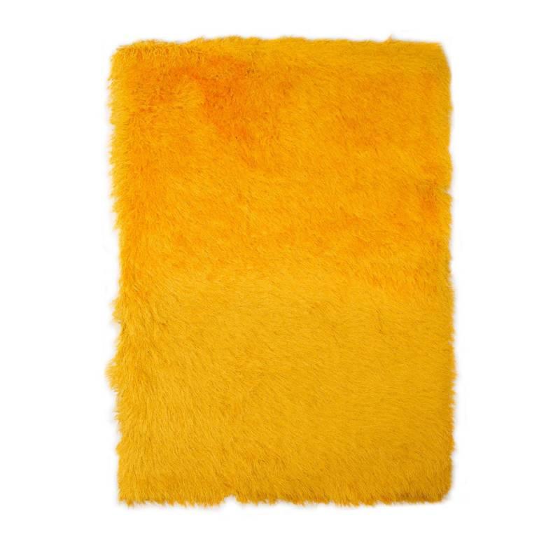 MITAPETE.COM - Alfombra tapete amarillo 1.20 x 1.70 más