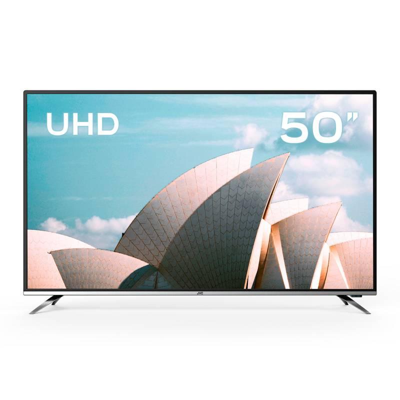 JVC - Televisor JVC 50 pulgadas LED 4K Ultra HD Smart TV
