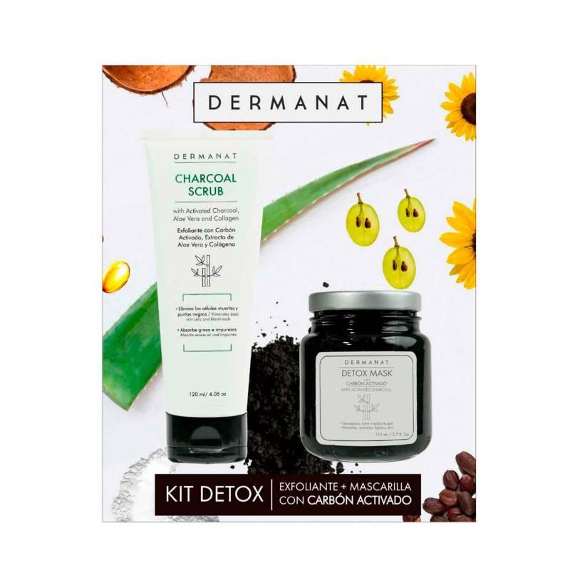 Dermanat - Kit Detox