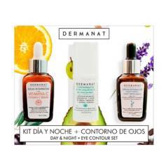 Dermanat - Kit Dia Y Noche + Contorno