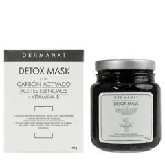 Dermanat - Detox Mask Carbón Activado