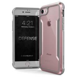 Estuche para iPhone 7/8 Xdoria defense shield rosa