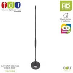 E4U - Antena para tdt para televisión en alta definición