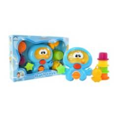 OTROS LICENCIADOS - Juguete para el baño con vasitos preschool
