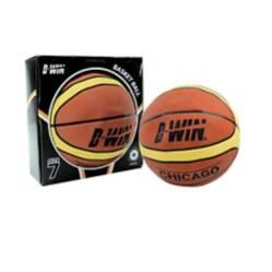 D-Win - Balón basquetbol 600 gramos Chicago con caja unisex