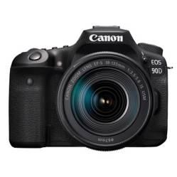 Canon - Cámara Profesional Canon EOS 90D + LENTE 18-1835