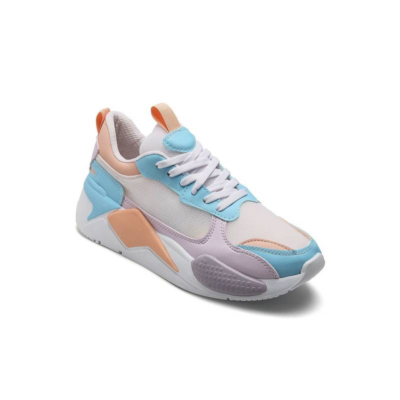 Tellenzi - Tenis de moda dama Tellenzi 1104 blanco*azul*rosa