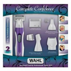 Wahl - Detalladora para vello complete confidence5604-308