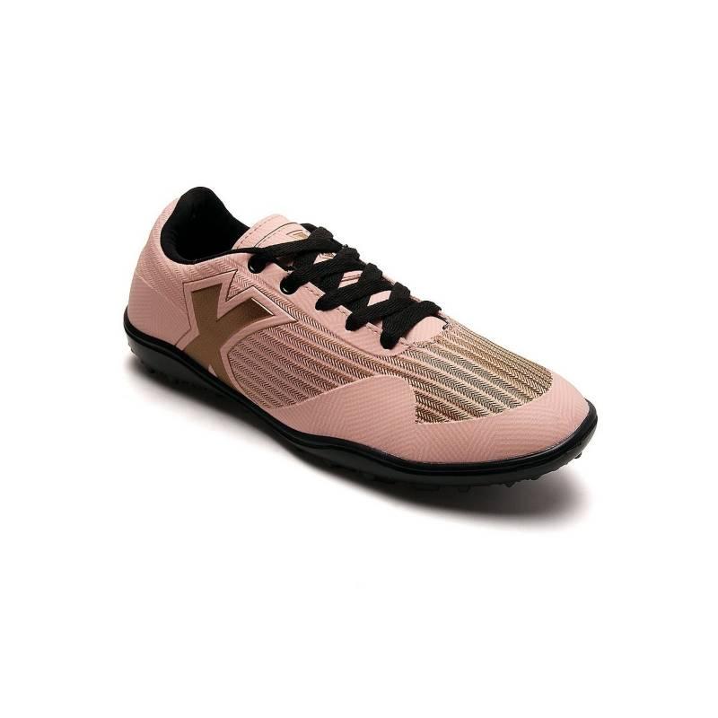 Tellenzi - Tenis fútbol 5 rosa dorado Tellenzi 168