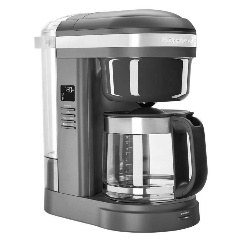kitchenAid - Cafetera con filtro KitchenAid 12 tazas