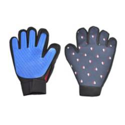 AM mascotas - Guante cepillo -pet glove
