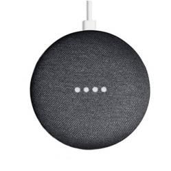 GOOGLE - Asistente de voz Google home mini