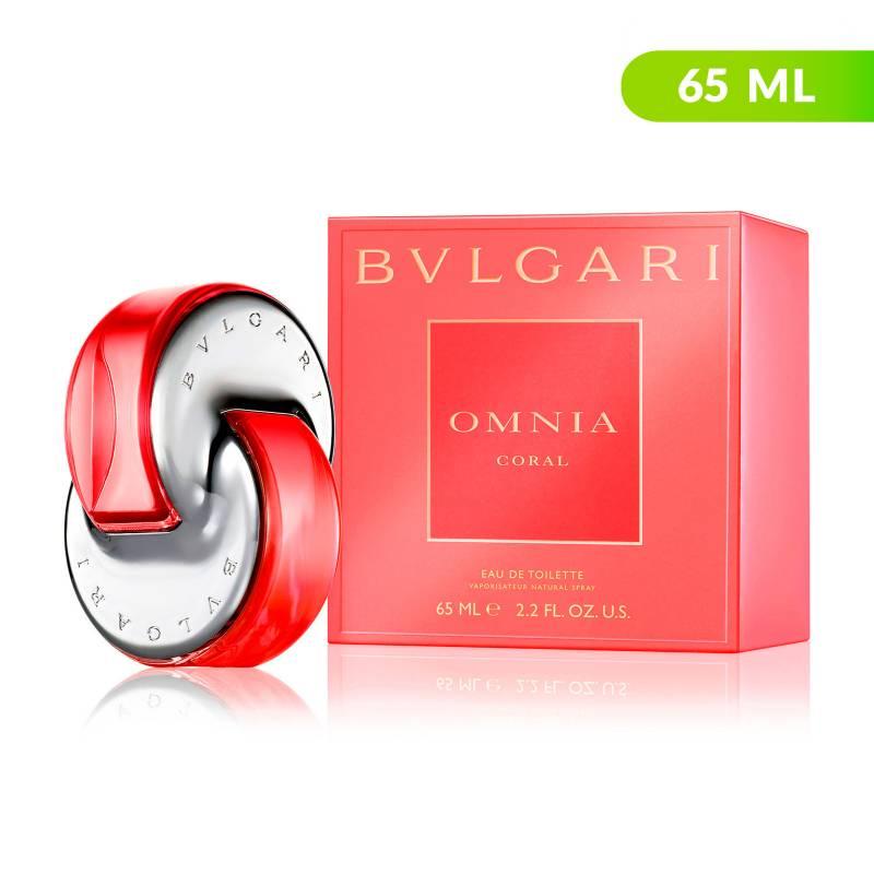 Bvlgari - Perfume Bvlgari Omnia Coral Mujer 65 ml