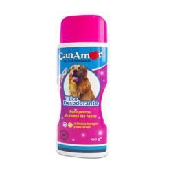 CANAMOR - Talco desodorante x 100 g
