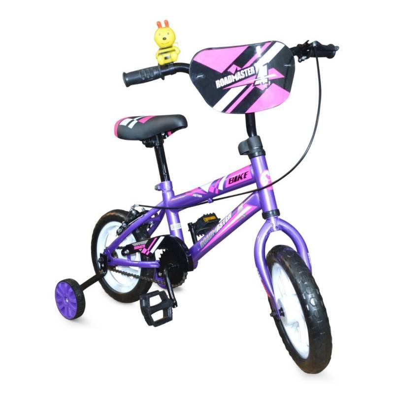 Road Master - Bicicleta Infantil Road Master JCR 12 Pulgadas