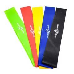 Sportfitness - Set kit de bandas elásticas