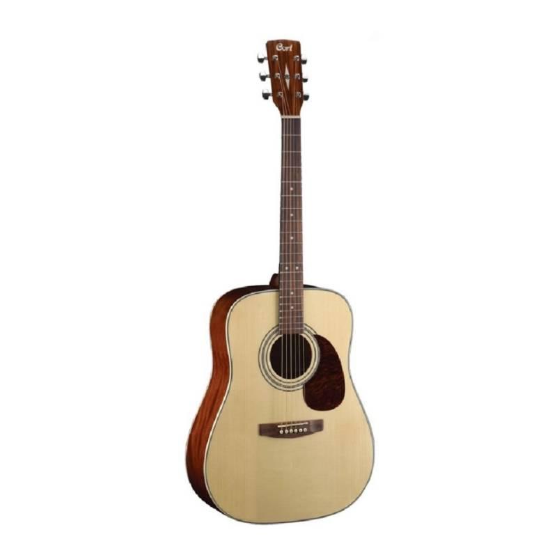 Cort - Guitarra acústica earth 70 natural glossy cort