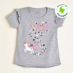 Yamp - Camiseta Niñas 2-8 años