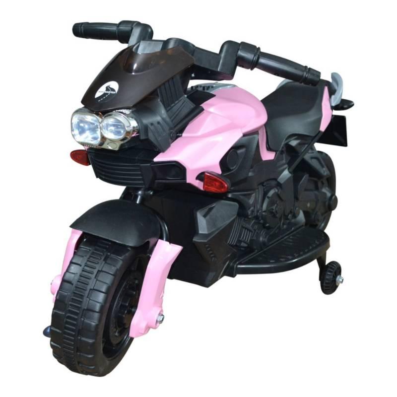 Road Master - Montable  moto electrica puerto auxiliar musica
