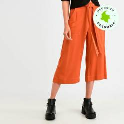 Denimlab - Pantalón Flare Mujer Denimlab