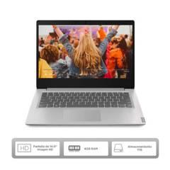 Lenovo - Portátil Lenovo IdeaPad S145 14 pulgadas Intel Core i3 4GB 1TB