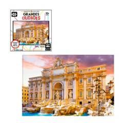 Toyng - Rompecabezas 1000 Piezas Ciudades Mundo Roma
