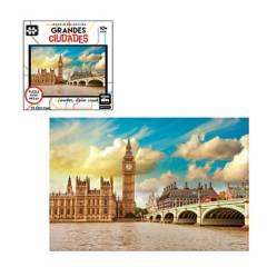 Toyng - Rompecabezas 1000 Piezas Ciudades Mundo Londres