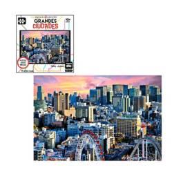Toyng - Rompecabezas 1000 Piezas Ciudades Tokio